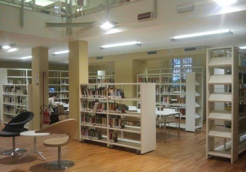 Domani riapre la Biblioteca con i servizi fondamentali su appuntamento