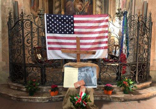 La città ricorda le vittime della strage dell'11 settembre
